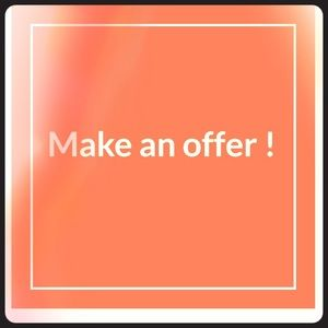 Bundle and I will send you an offer!